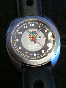 Quartz Uhr