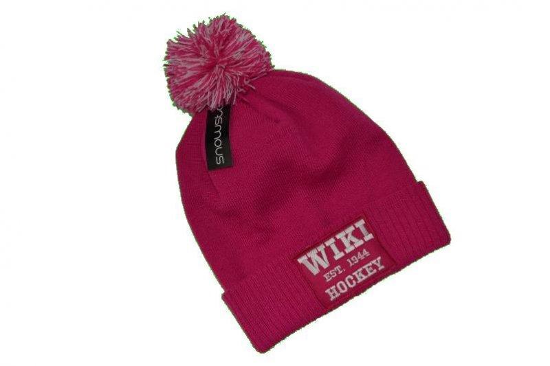 Mütze / POM BEANIE  Girl Pink